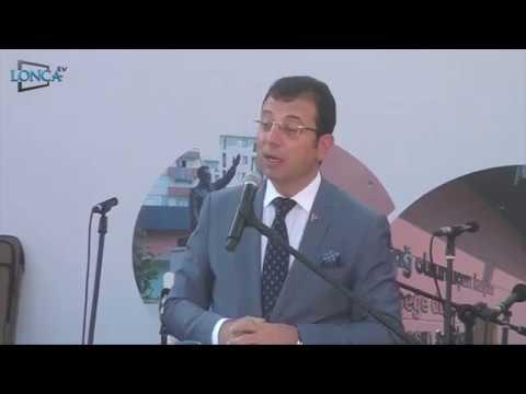 Livaneli Özgürlük Parkı Açıldı