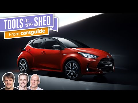 CarsGuide Podcast: Tools in the Shed ep. 106