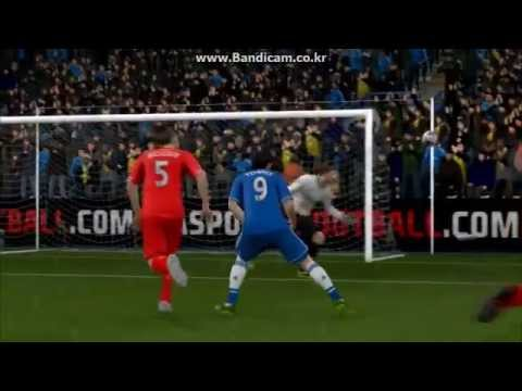 Fernando Torres in FIFA Online 3