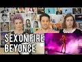 Beyonce Sex On Fire The Beautiful Ones Live