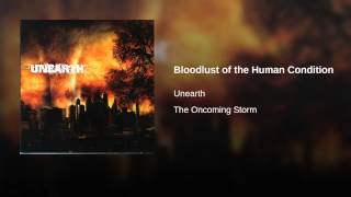 Bloodlust of the Human Condition