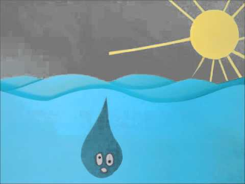 Water, a short animation
