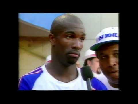 3978 Olympic Track & Field 1992 Interview Derek Redmond