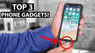 Top 3 Holiday Deals on Smartphone Gadgets 2019