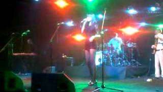 Nouvelle Vague - Love Will Tear Us Apart (Live in Moscow 19.02.11)