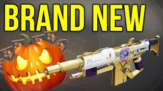 The BRAND NEW Horror Story Auto is SCARY INSANE! || Destiny 2: Forsaken PvP Gameplay