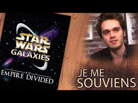 Je me souviens de Star Wars Galaxies