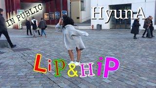 [DANCE IN PUBLIC PARIS] HyunA(현아) - Lip & Hip Dance Cover by Impact