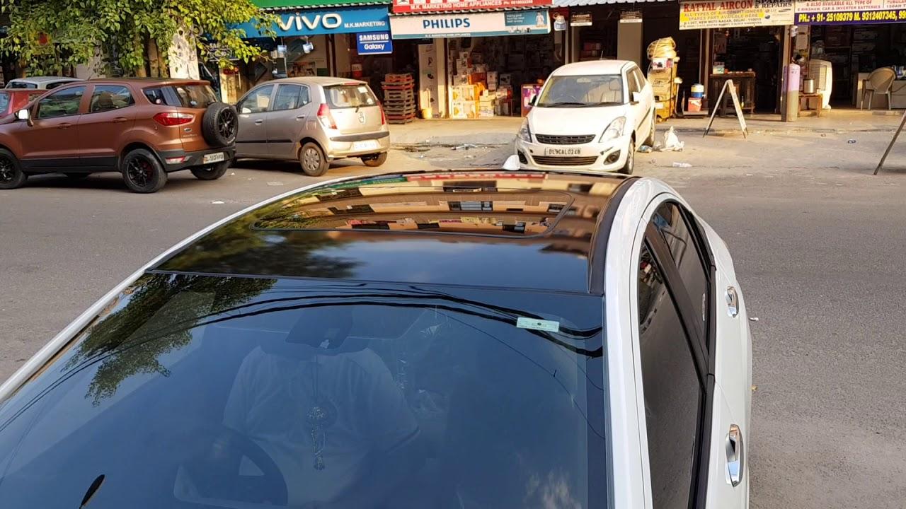 Honda City Ultra High Gloss Roof Wrap 32 Wax Pro Car Detailing