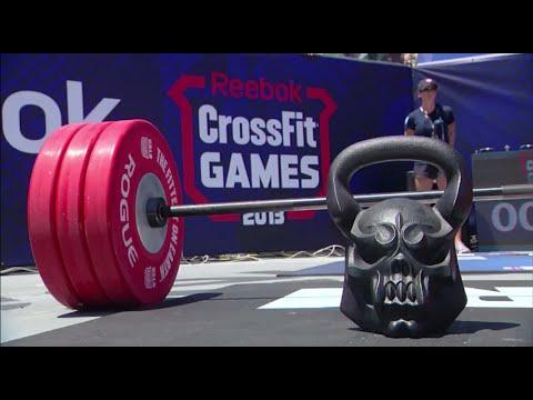 Men's Final: Heat 1 - 2013 CrossFit Games