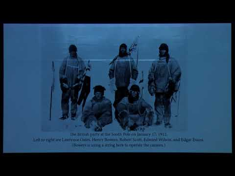 The Trouble With Fame: The Story Of Scott, Amundsen, And The South Pole - Lifelong Learning