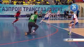 Мини футбол Факел из Сургута вышел в 1 4 финала