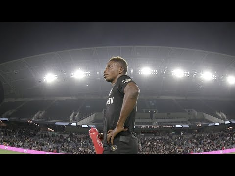LAFC Advance in U.S. Open Cup with Goals from Feilhaber, Blessing, and Rossi