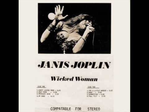 Janis Joplin - Mercedes Benz (Live the last concert Boston1970)