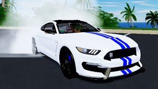 Celabrating My 16th Birthday By Doing Burnouts! (Roblox Ultimate Driving)