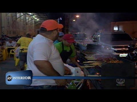 Cresce mercado de espetinhos nas ruas de Araçatuba