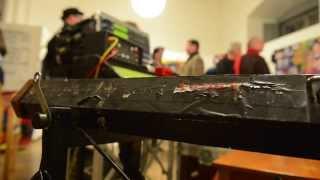 Hans-Joachim Irmler (Faust) Live - Kunst-Konzert-Kino - Tribegood Mühlheim Teaser