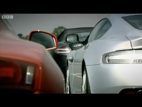 The One Gallon Fuel Crisis Race - Top Gear - BBC