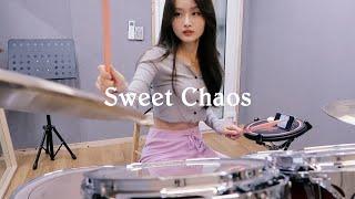 DAY6 Sweet Chaos Drum Cover 데이식스 스윗카오스 드럼 커버