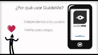 GuideMe - Un guía para ciegos