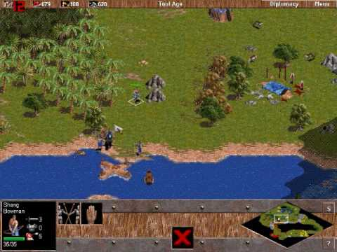 Age of Empires 1 Gameplay