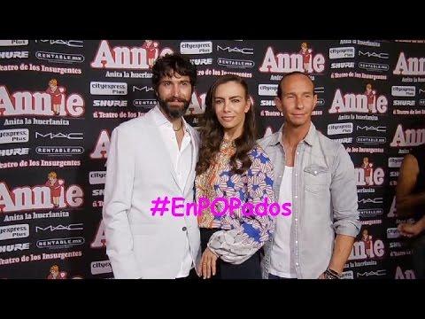 SASHA, BENNY y ERIK Photocall