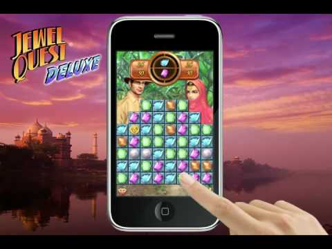 Jewel Quest Deluxe for iPhone & iPod Touch