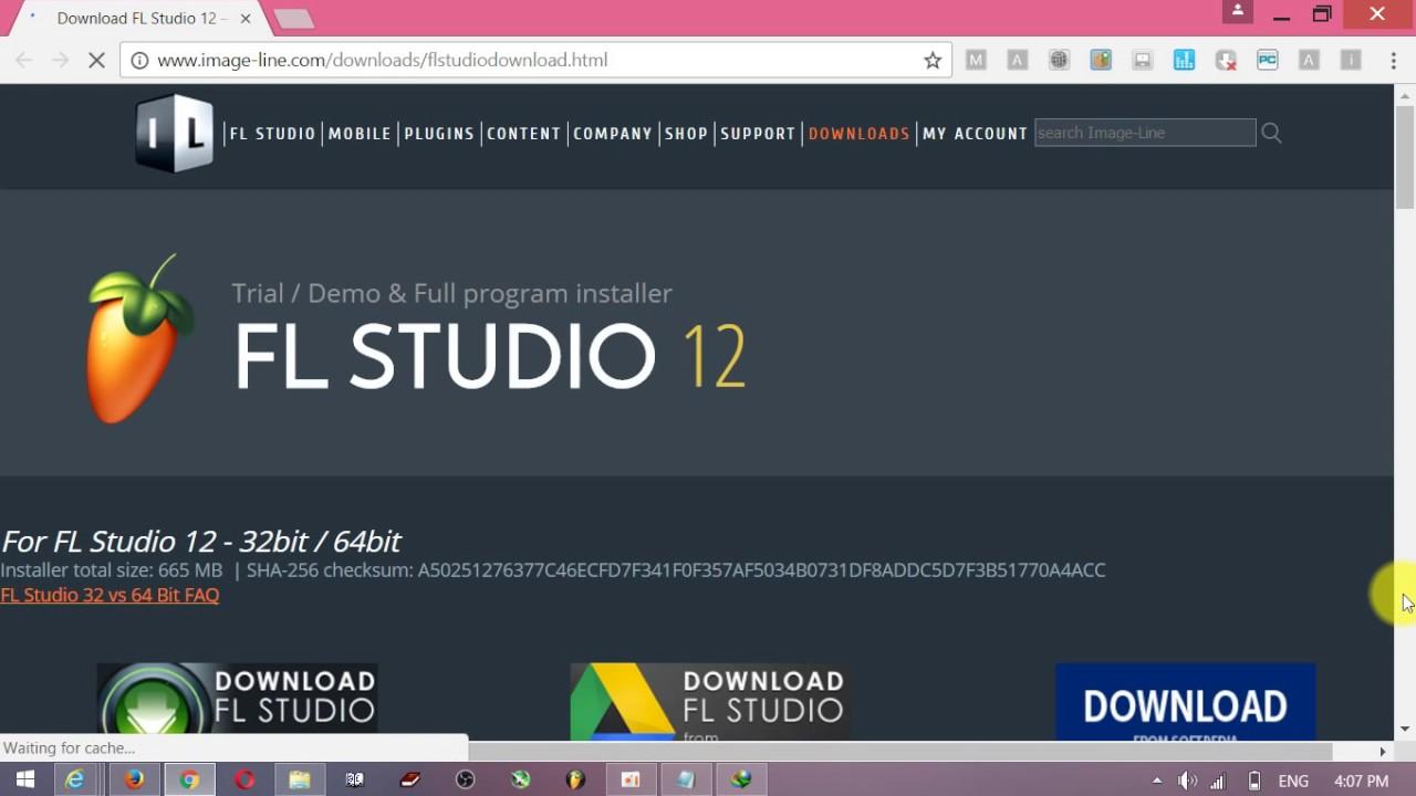 download fl studio mobile 12