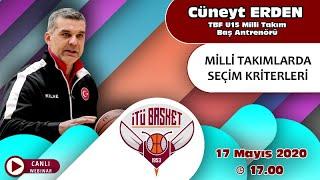 Cüneyt Erden (U15 Erkek Milli Takım Baş Atrenörü)