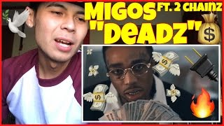 migos deadz ft 2 chainz   reaction therapy