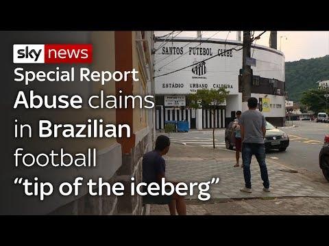 Sexual abuse in Brazilian football