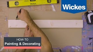My Epic Room Makeover - How to mount a television