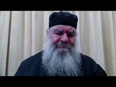 ლიმასოლის მიტროპოლიტი ათანასე გონიერი ლოცვის შესახებ, ტელეხიდი   28.05.2020