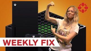 Ilyen bitang erős lesz az új Xbox - IGN Hungary Weekly Fix (2020/9.hét)