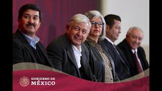 Inicio del Programa de la #ZonaLibre de la Frontera Norte en Cd. Juárez, Chihuahua