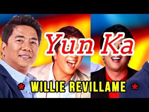 Yun Ka - Willie Revillame KARAOKE