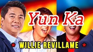 Yun Ka - Willie Revillame KARAOKE