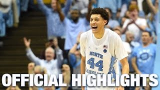 Justin Jackson Official Highlights | UNC Forward