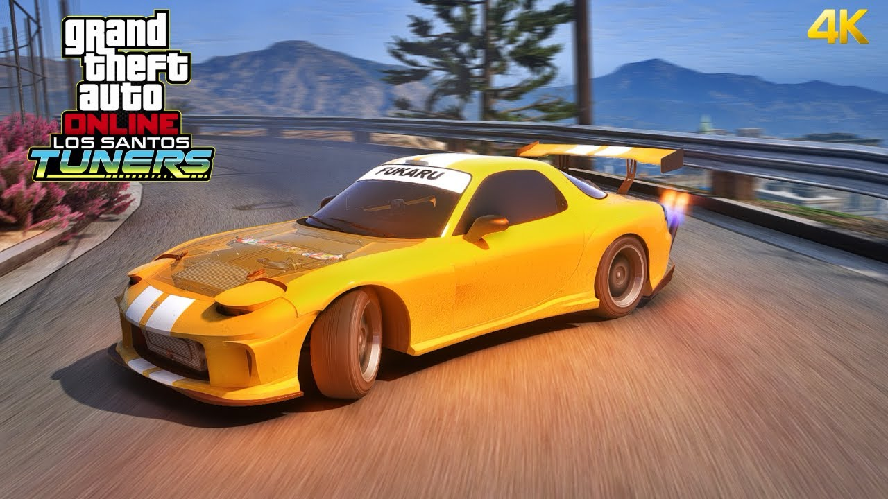 Annis ZR350 Pro DriFTing GTAO : LS Tuners / GTA 5 Remastered Edition