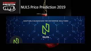 Nuls Price Prediction 2019