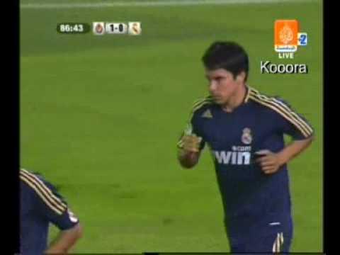 Real Madrid vs Valladolid 1-1