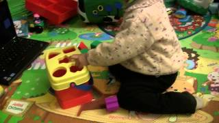 How To Play Fisher-price Baby's First Blocks