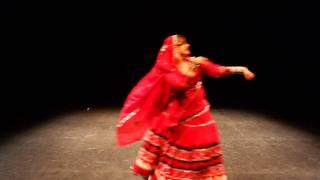 Danza Kalbeliya- Maria Robin- Gypsy Dance Fest Show