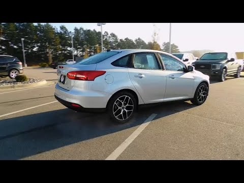 2018 Ford Focus Wilson, Rocky Mount, Goldsboro, Tarboro, Greenville, NC FC82614