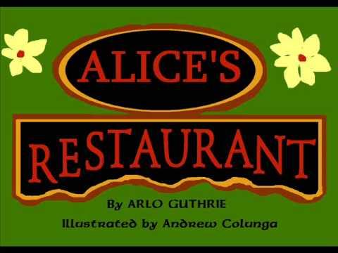 Alice's Restaurant Illustrated (Part 1)