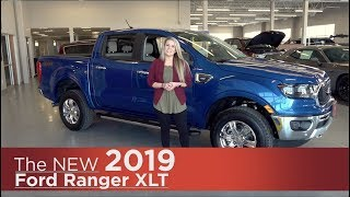 All-New 2019 Ford Ranger XLT | Elk River, Coon Rapids, Mpls, St Paul, St Cloud, MN | Review