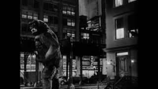 King Kong's Rampages Sped-up (1933 & 2005)