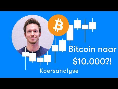 BITCOIN Koers Richting 10.000 Dollar?! 🚀 | Technische Analyse Van Week 25, 2019 | BTC Direct