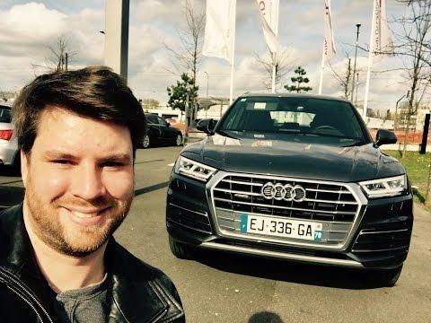 Essai Audi Q5 TFSI, 252Ch, S-Tronic 7, S-Line 2017 [FR]