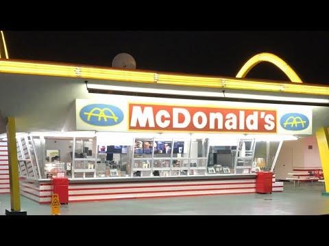 California Vlog # 6 World's Oldest McDonald's